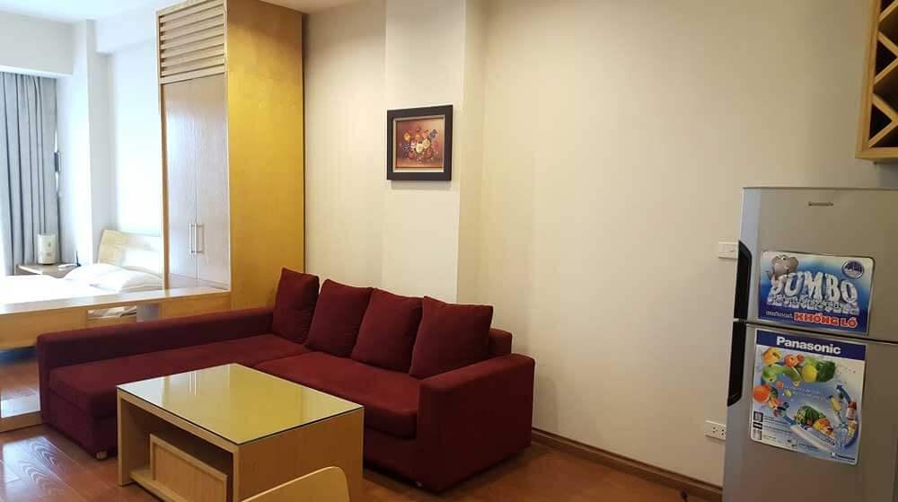 Q2 - Service Apartment