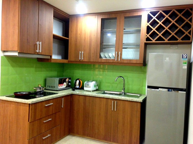Giang Vo 1 Service Apartment