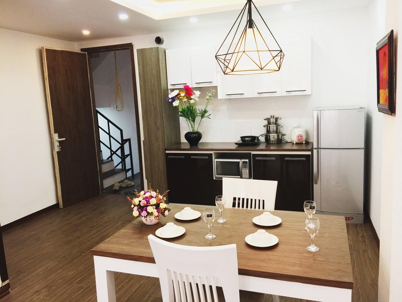 Linh Lang 1 Service Apartment