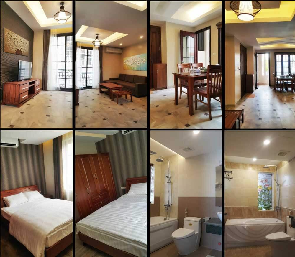 Dao Tan 1 Service Apartment