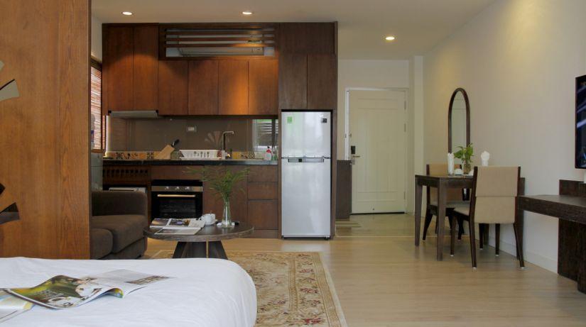 Truong Han Sieu 1 Service Apartment