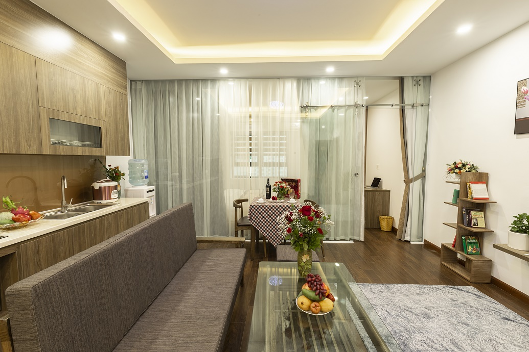 Bao Hung Service Apartment