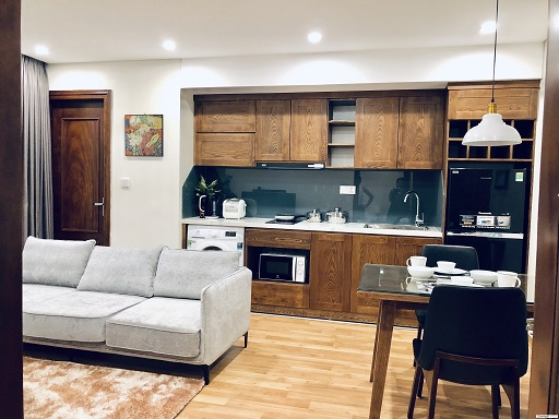 Ruby House Service Apartment
