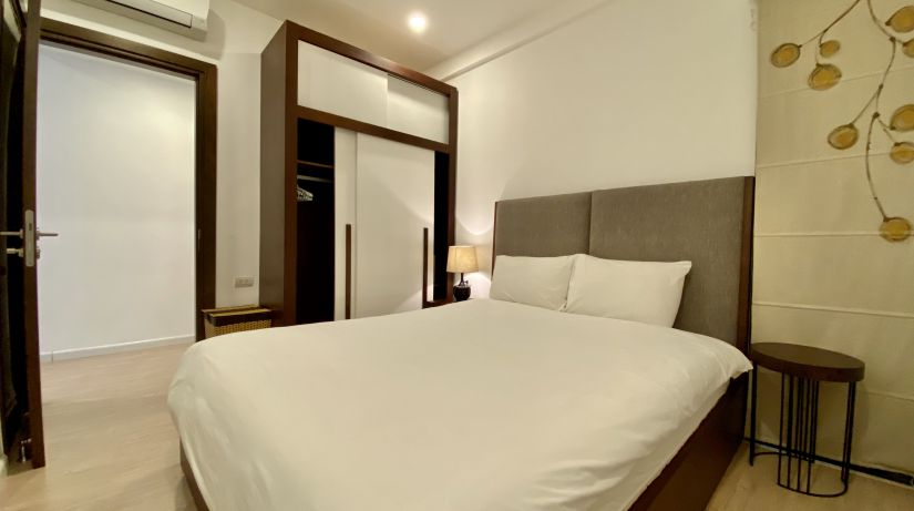 Apricot Kim Ma Service Apartment