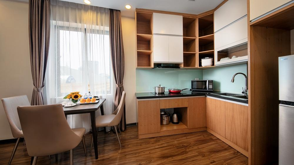 NESTA Ly Thuong Kiet Service Apartment